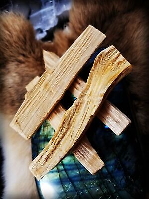 Blessed Palo Santo || Natural Sacred Incense from Peru || Blessing and Purifying