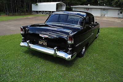 1955 Chevrolet Bel Air/150/210 delray 210 delray club coupe frame off restored