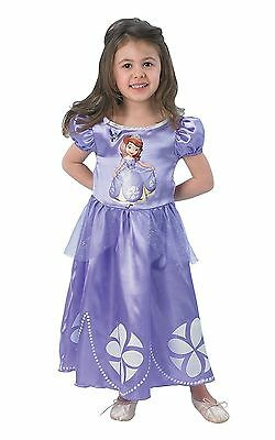 Official Disney Sofia the First Classic Princess Costume  AGE 3-4 YEARS