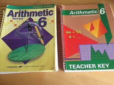 A Beka Arthimetic grade 5 Quizzes, Tests, Speed drills