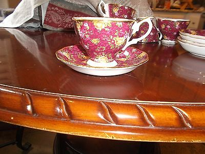 Absolutely Gorgeous Royal Albert Set Of 1 Cup & 1 Saucer Great Condition!!#2