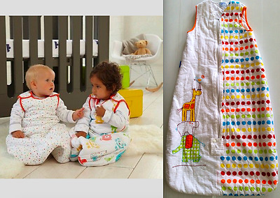 The Gro Company GroCo size 6-18 Wearable Blanket Cotton Sleeping Bag Cotton