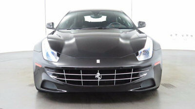 2015 Ferrari FF 2dr Hatchback 2015 Ferrari FF- Stunning Black/Black, Diamond Finished Wheels, Shields Carbon