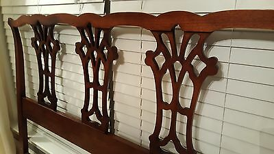 Wellington Hall Headboard, Excellent Condition!