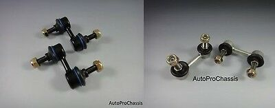 2 Front 2 Rear Sway Bar Links For Subaru Forester 03-08