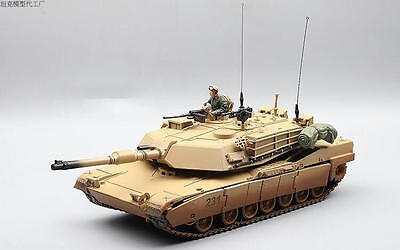 Forces of Valor 1:32 U.S.M1A1 ABRAMS Diecast Tank with  Weathering Iraq, 2003