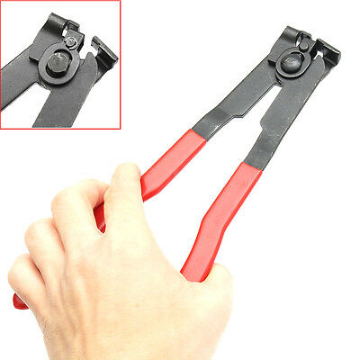 2Pc CV Joint Boot Clamp Banding Tool Set Ear Type Boot Dustproof Tie  Pliers