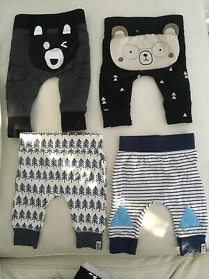 Cotton On Baby Boy Leggings Size 000