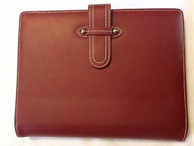 Franklin Covey Classic Planner Organizer Full Gr Leather