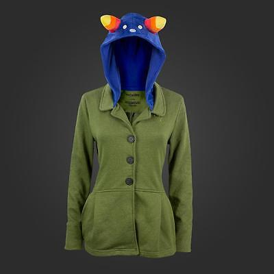 Homestuck Nepeta Jacket With EARS AND TAIL Size (S, M, L)