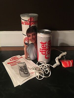 Diet Coke Can Phone can shaped telephone Coca-Cola