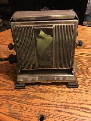 Antique Vintage Manning In Bowman Bread Toaster