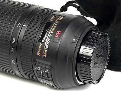 Nikon's brilliant 70-300mm zoom ED VR AFS lens