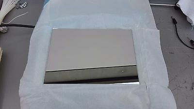 Large  First Surface Flat Mirror Xerox Silver Plate Laser Photonics 9R1086 NEW