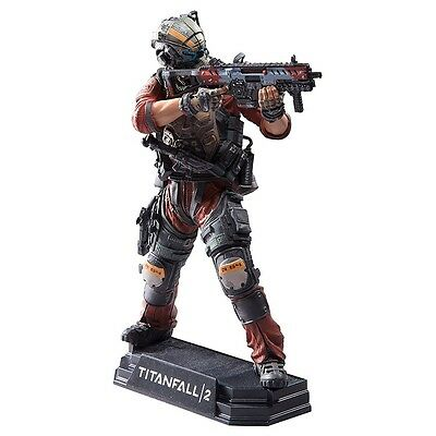 "Titanfall 2 Pilot Jack Cooper 7""  Colour Tops Reg Figure titan fall 2"