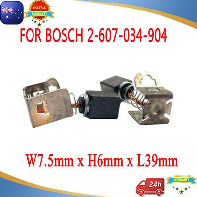 BS9 Bosch Carbon Brushes for 36V GSB & GSR Drills 1 Pair