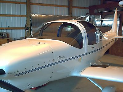 """KIS 2-place, single engine high performance aircraft (""""Therapy"""")"""