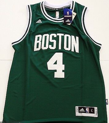New ISAIAH THOMAS 4 Green Boston Celtics Throwback Swingman Men Jersey NWT
