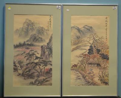 Two Japanese Paintings Lot 265