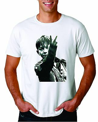 Kes Billy Casper Classic Movie Inspired Graphic T Shirt free delivery