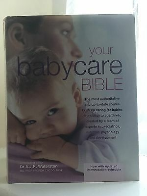 Your Babycare Bible parenting books