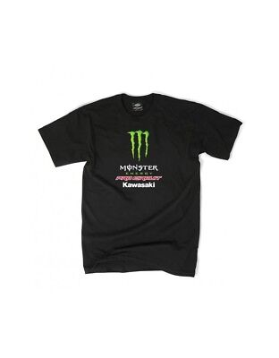 T-shirt pro circuit Monster team taille L - Dirt bike / Pit bike / Mini Moto