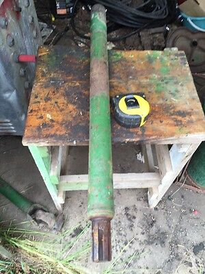 John Deere Baler 14T PTO Drive Shaft Smaller Shaft
