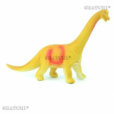 50cm Large Soft Foam Rubber Stuffed Dinosaur Toy Animals Figures With Sound