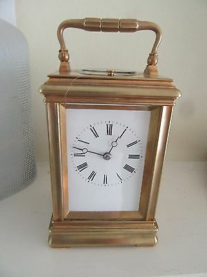 Quality French Repeater Carriage Clock