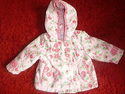 Beautiful baby girls summer coat 0-3 months by BABALUNO
