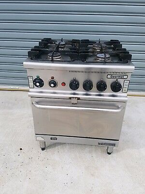 Stove 4 Burners Goldstein