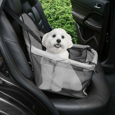 Waterproof Car  Dog Pet Car Carry Bag Booster  Seat storage Cover for travel DE