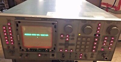 Tektronix 2754P Programmable Spectrum Analyzer 10 kHz to 21Ghz