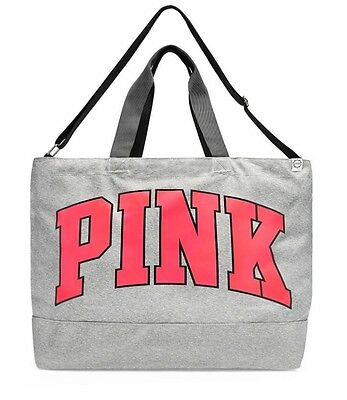 ❤️Victoria's Secret Pink Weekender INCLUDES POUCH AND BODY MIST❤️