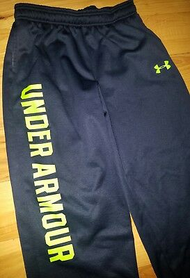 Boys Youth Under Armour Athletic Pants Size XL X-Large Loose