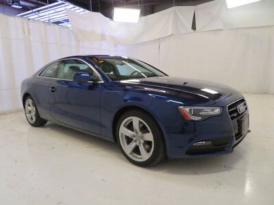 2014 Audi A5 Base Coupe 2-Door 2014 AUDI A5 QUATTRO