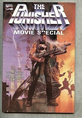 GN/TPB Punisher Movie Special (1990) / Brent Anderson