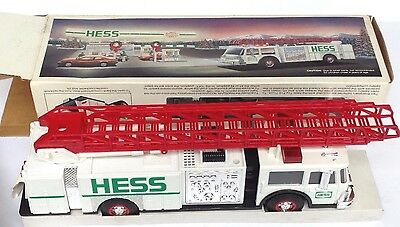 Hess Toy Fire Truck Dual Sound Siren. Great condition!