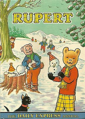 Rupert The Daily Express Annual 1974