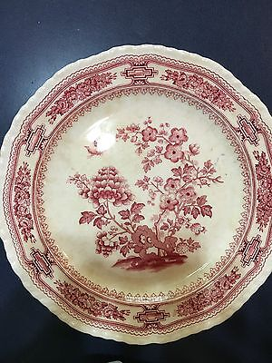 English Decorative Platter