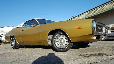 1972 Dodge Charger 400 Rally Special Edition 1972 Dodge Charger 400 Rally Special Edition just as featured on graveyard cars