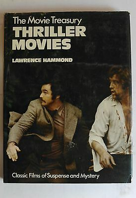 (O04) The Movie Treasury, Thriller Movies - Hardcover – 1974