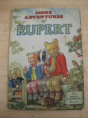 More Adventures of Rupert 1953