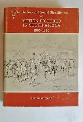 (O06) The history and social significance of motion pictures in South Africa, 18