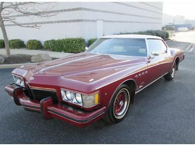 1973 Buick Riviera  1973 Buick Riviera Low Miles Rare Find Sharp Look Great Classic Coupe Must See