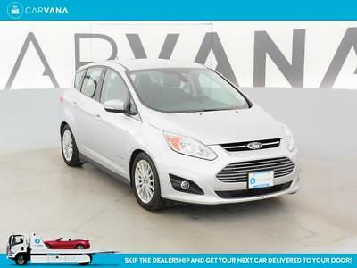 2014 Ford C-Max C-MAX Hybrid SEL ilver 2014 C-MAX HYBRID with 40229 Miles for sale at Carvana