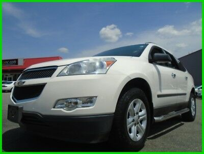 2011 Chevrolet Traverse LS FWD 2011 LS FWD Used 3.6L V6 24V Automatic FWD SUV OnStar