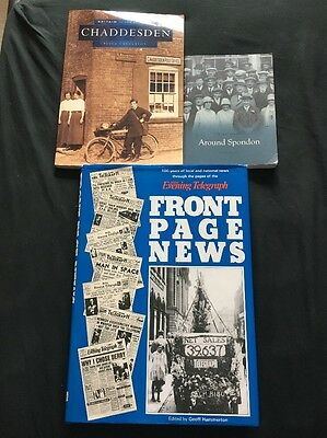 Books About Derby