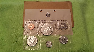 1965 Canada Royal Canadian Mint  Proof-Like Set  6 Coin Set