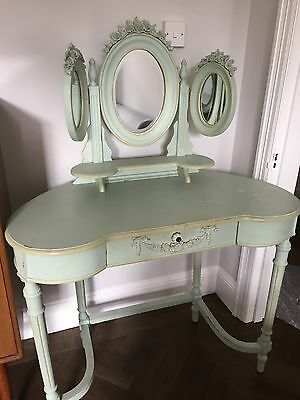 French Style Vintage Dressing Table